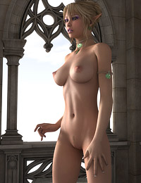 Gorgeous fantasy beauties with posh boobs enjoy pussy fondling and probing with fingers